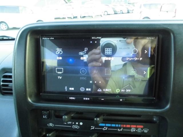 デッキバンG 4WD 社外ナビ地デジ HIDライト 14AW(17枚目)