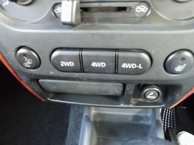 ランドベンチャー 4WD 社外マフラー 16AW キーレス(7枚目)