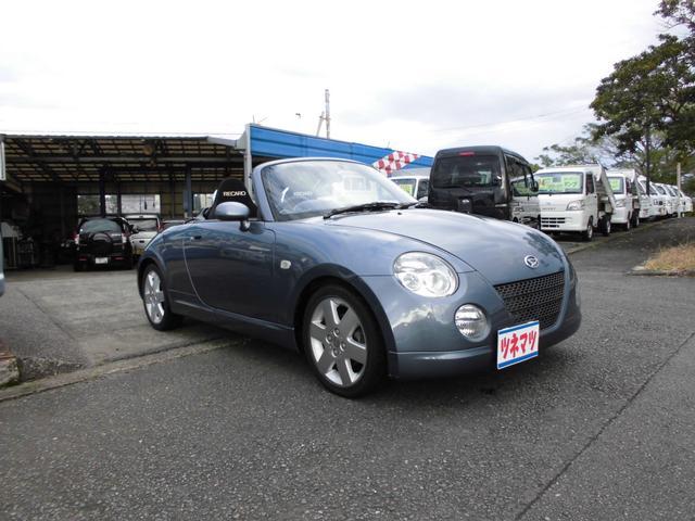 「ダイハツ」「コペン」「オープンカー」「宮崎県」の中古車2