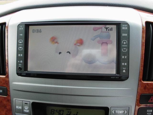 AS プラチナセレクションII ナビTV Bカメラ 両側電動(8枚目)
