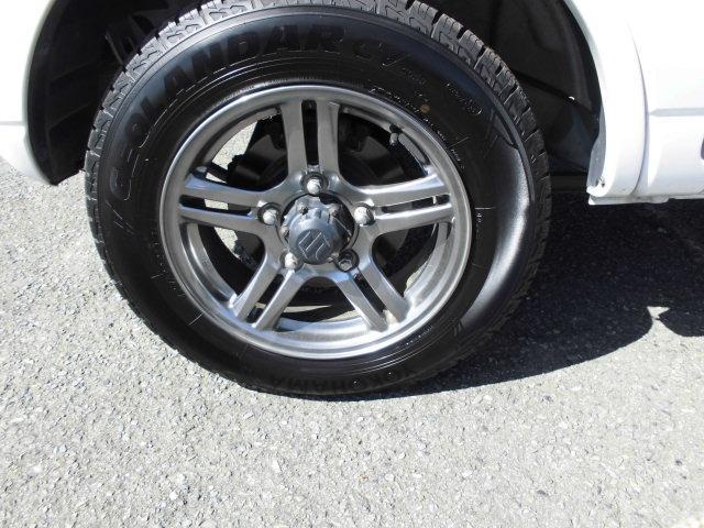 クロスアドベンチャー 4WD オートマ車 アルミ 背面タイヤ ハードカバー(5枚目)