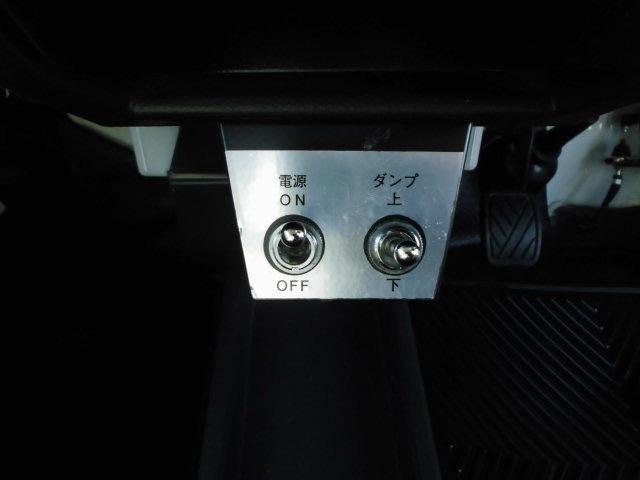 ダンプ 4WD 5速ミッション エアコン パワステ エアバック 走行16390km(7枚目)