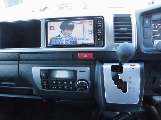 GL 純正ナビ地デジ バックカメラ ETC 片側電動スライドドア スマートキー 10人乗り(9枚目)
