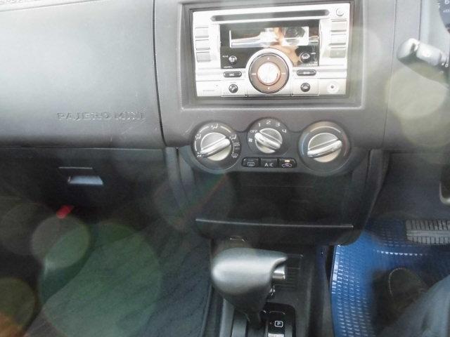 エクシード 4WDターボ 背面タイヤ ハードカバー キーレス CDデッキ オートマ車(8枚目)