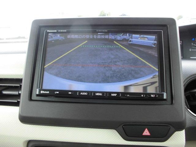 G・Lホンダセンシング 社外ナビ地デジ バックカメラ 片側電動スライドドア スマートキー 衝突軽減ブレーキ レーンアシスト(6枚目)