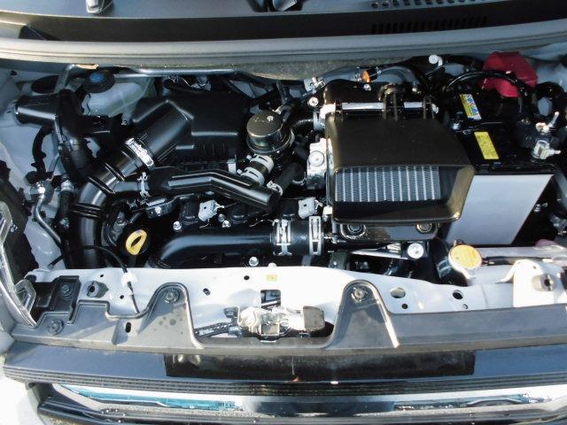 カスタムRSセレクション ターボ車 純正オーディオディスプレイ バックカメラ ETC 両側電動スライドドア 衝突軽減ブレーキ(6枚目)