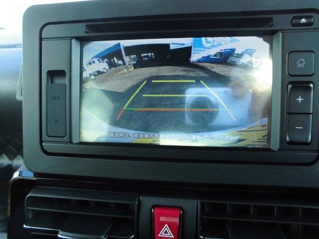 カスタムRSセレクション ターボ車 純正オーディオディスプレイ バックカメラ ETC 両側電動スライドドア 衝突軽減ブレーキ(8枚目)