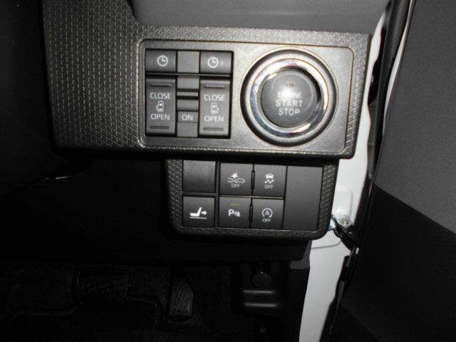 カスタムRSセレクション ターボ車 純正オーディオディスプレイ バックカメラ ETC 両側電動スライドドア 衝突軽減ブレーキ(13枚目)