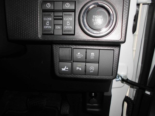 カスタムRSセレクション ターボ車 純正オーディオディスプレイ バックカメラ ETC 両側電動スライドドア 衝突軽減ブレーキ(16枚目)