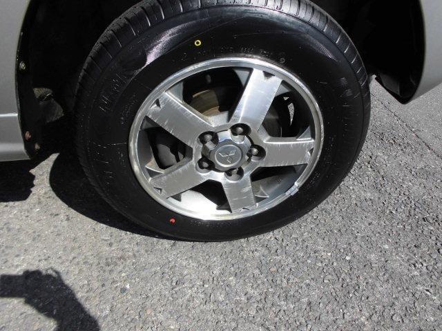 サウンドビートエディションVR 4WDターボ車 キーレス CDデッキ 純正アルミ 背面タイヤ ハードカバー(5枚目)
