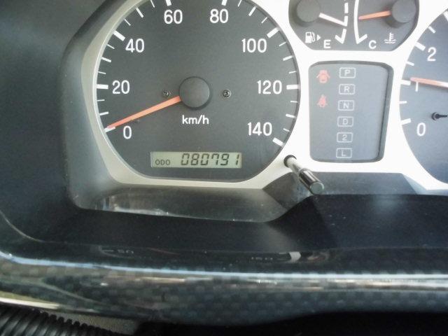 サウンドビートエディションVR 4WDターボ車 キーレス CDデッキ 純正アルミ 背面タイヤ ハードカバー(12枚目)