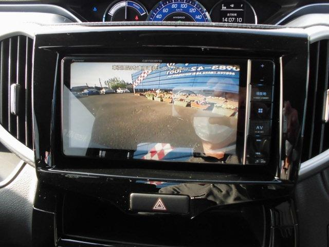 ハイブリッドSV 社外ナビフルセグTV バックカメラ ETC スマートキー 片側電動スライドドア LEDヘッドライト(10枚目)