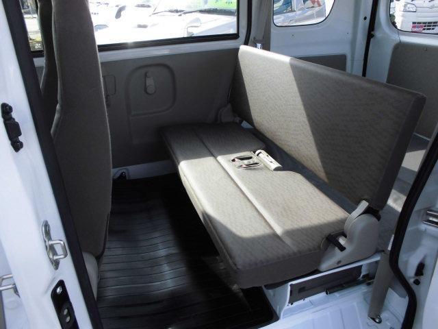 PA ハイルーフ 5AGS車 エアコン パワステ Pドアロック 両側スライドドア(10枚目)