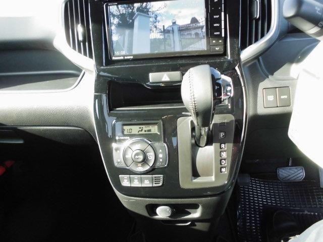 ハイブリッドMV デュアルブレーキサポート レーンアシスト 横滑り防止機能 アイドリングストップ 社外ナビ地デジ バックカメラ ETC スマートキー 片側電動スライドドア(15枚目)