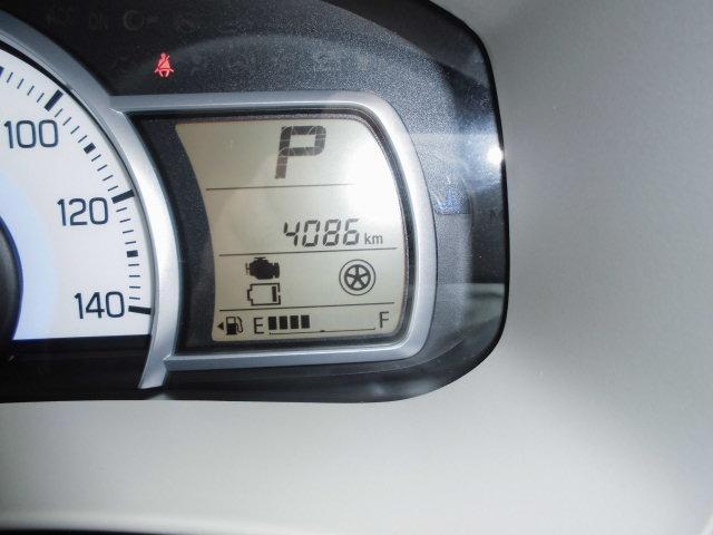 L セーフティサポート装着車 デュアルブレーキサポート レーンアシスト 横滑り防止機能 コーナーセンサー アイドリングストップ シートヒーター オートライト 走行4086km(16枚目)