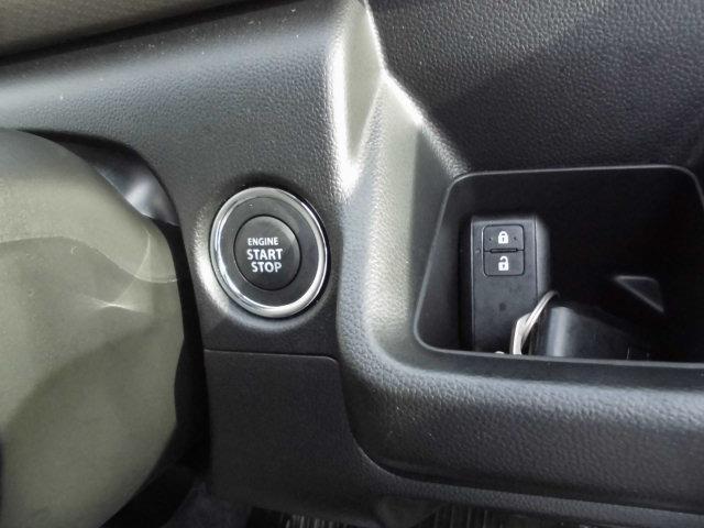 ハイブリッドFX セーフティーサポート装着車 デュアルブレーキサポート レーンアシスト クリアランスソナー 横滑り防止機能 アイドリングストップ スマートキー プッシュスターター シートヒーター ベンチシート(10枚目)