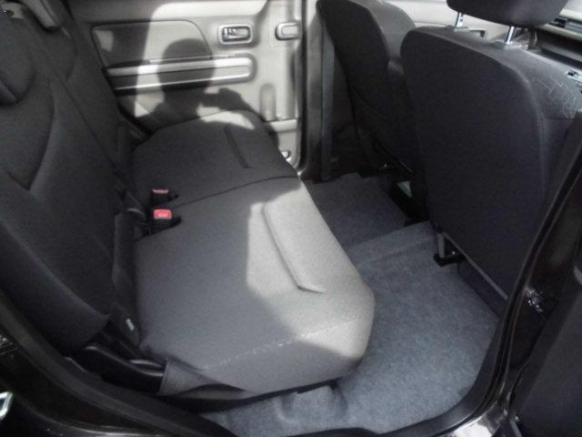 ハイブリッドFX セーフティーサポート装着車 デュアルブレーキサポート レーンアシスト クリアランスソナー 横滑り防止機能 アイドリングストップ スマートキー プッシュスターター シートヒーター ベンチシート(12枚目)