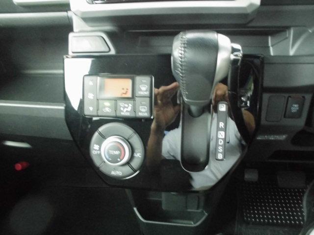 GターボSAII 衝突軽減ブレーキ アイドリングストップ 横滑り防止機能 両側電動スライドドア 社外ナビ地デジ Bluutooth スマートキー プッシュスターター ベンチシート オートエアコン(10枚目)