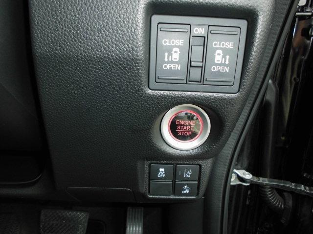 G・Lホンダセンシング 社外ナビ地デジ バックカメラ ETC スマートキー 両側電動スライドドア LEDヘッドライト 純正エアロ アルミ 衝突軽減ブレーキ レーンアシスト(12枚目)