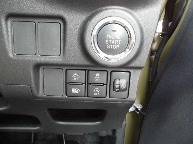 アクティバG SAIII 社外ナビフルセグTV バックカメラ スマートキープッシュスターター 衝突軽減ブレーキ オートマチックハイビーム 横滑り防止機能 アイドリングストップ 走行15195km(11枚目)