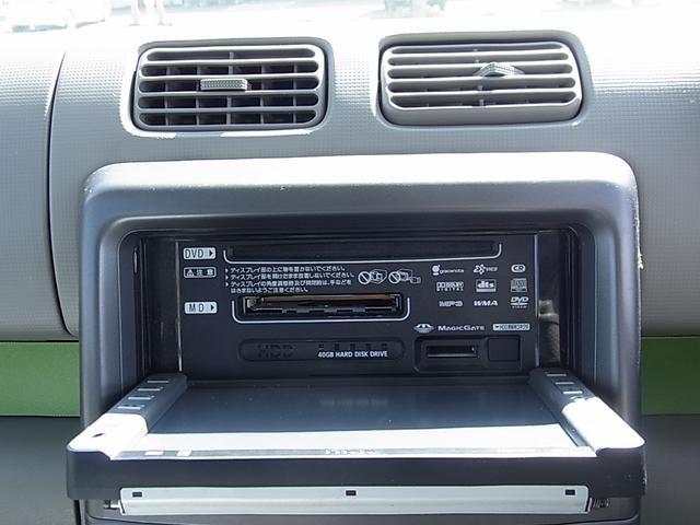 ダイハツ ムーヴコンテ L HDDナビ アイドリングストップ タイヤ4本新品