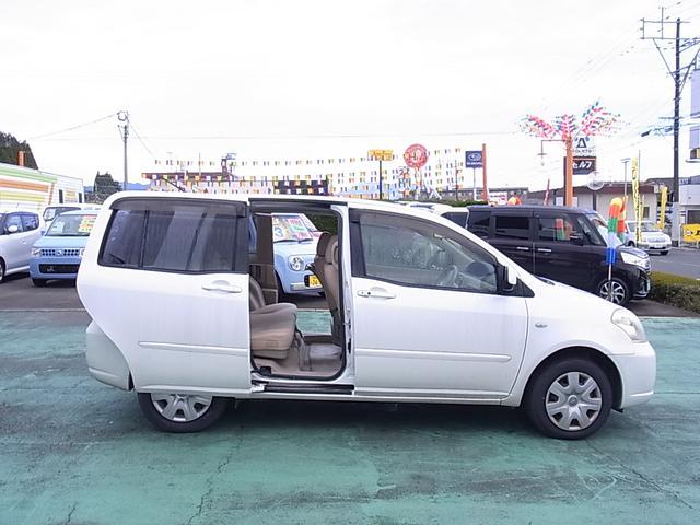 トヨタ ラウム ベースグレード 片側電動スライドドア タイヤ4本新品