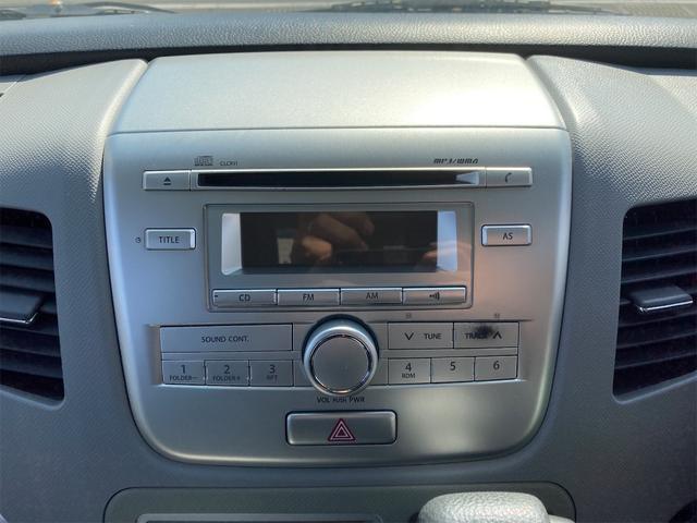 FXリミテッドII スマートキー プッシュスターター CDデッキ ベンチシート オートエアコン 純正エアロ 純正14インチアルミ(6枚目)