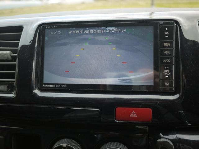 ロングDX 後期仕様 ベッドキット HDDナビ地デジ(11枚目)