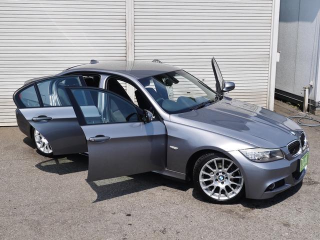 BMW BMW 320i MスポーツP後期直噴ENG純正HDDナビ18BBS