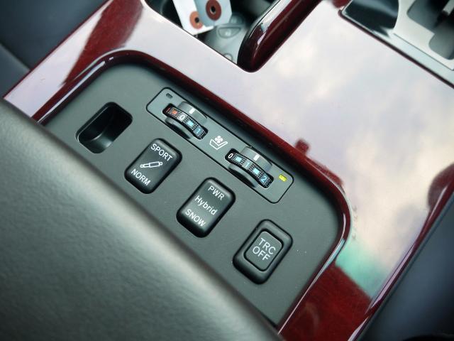レクサス GS GS450hブラックパールエアロ地デジ 本革ETC