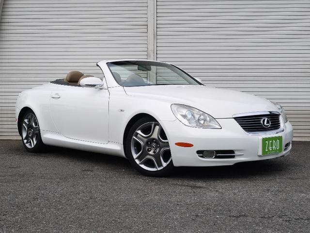 「レクサス」「SC」「オープンカー」「宮崎県」の中古車25