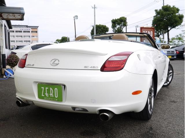 「レクサス」「SC」「オープンカー」「宮崎県」の中古車27