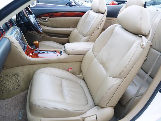 「レクサス」「SC」「オープンカー」「宮崎県」の中古車43