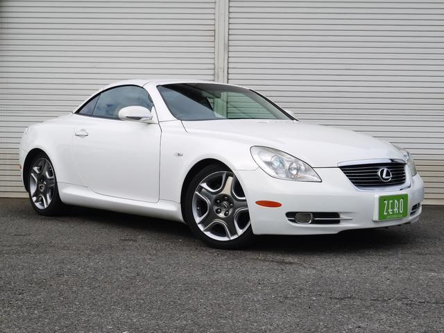 「レクサス」「SC」「オープンカー」「宮崎県」の中古車50