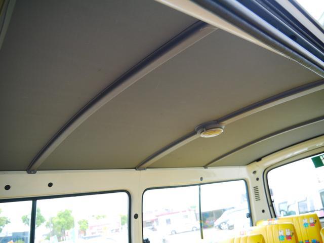 トヨタ ハイエースワゴン ロング  園児バス仕様