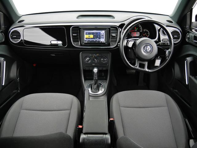 フォルクスワーゲン VW ザ・ビートル デザイン  ナビ地デジ LED付キセノンライト