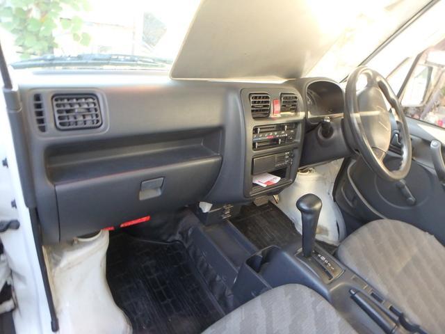 保冷車 オートマチック エアコン パワステ ライトレベライザー 運転席エアバッグ(15枚目)