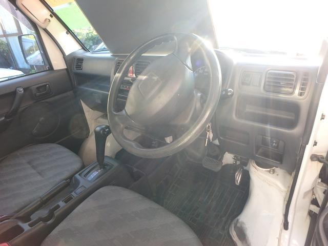 保冷車 オートマチック エアコン パワステ ライトレベライザー 運転席エアバッグ(22枚目)