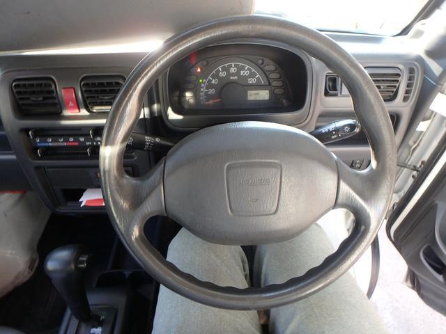 保冷車 オートマチック エアコン パワステ ライトレベライザー 運転席エアバッグ(25枚目)