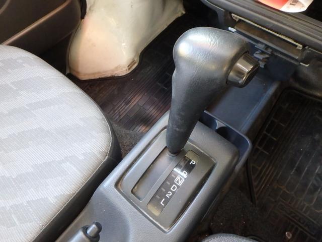 保冷車 オートマチック エアコン パワステ ライトレベライザー 運転席エアバッグ(28枚目)