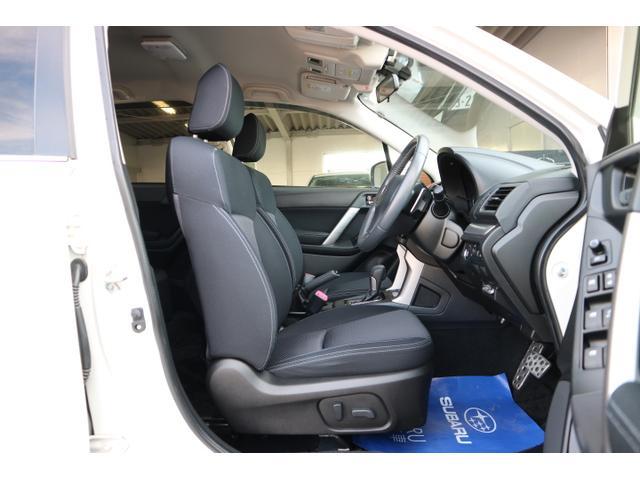 シートヒーター装備、電動パワーシート装備 シートポジションもらくらく無段階に調整できます!!