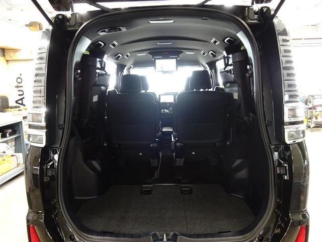ZS キラメキ フルセグ メモリーナビ DVD再生 後席モニター バックカメラ 衝突被害軽減システム ETC ドラレコ 両側電動スライド LEDヘッドランプ 乗車定員7人 3列シート ワンオーナー 記録簿(16枚目)