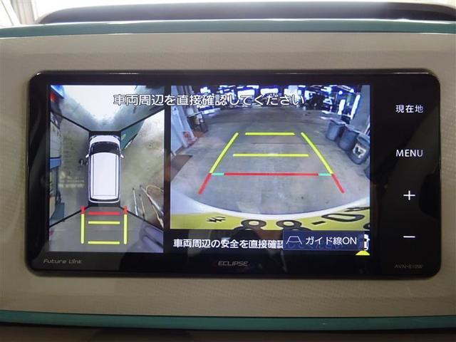 Gメイクアップ SAIII フルセグ メモリーナビ DVD再生 バックカメラ 衝突被害軽減システム 両側電動スライド LEDヘッドランプ 記録簿 アイドリングストップ(6枚目)
