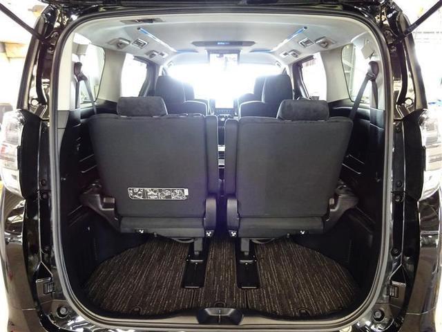 2.5Z Aエディション フルセグ メモリーナビ DVD再生 後席モニター バックカメラ 衝突被害軽減システム 両側電動スライド LEDヘッドランプ 乗車定員7人 3列シート ワンオーナー 記録簿(15枚目)