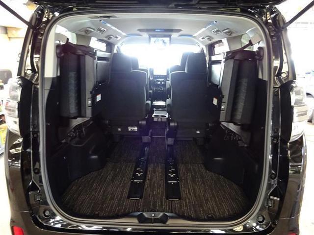 2.5Z Aエディション フルセグ メモリーナビ DVD再生 後席モニター バックカメラ 衝突被害軽減システム 両側電動スライド LEDヘッドランプ 乗車定員7人 3列シート ワンオーナー 記録簿(16枚目)