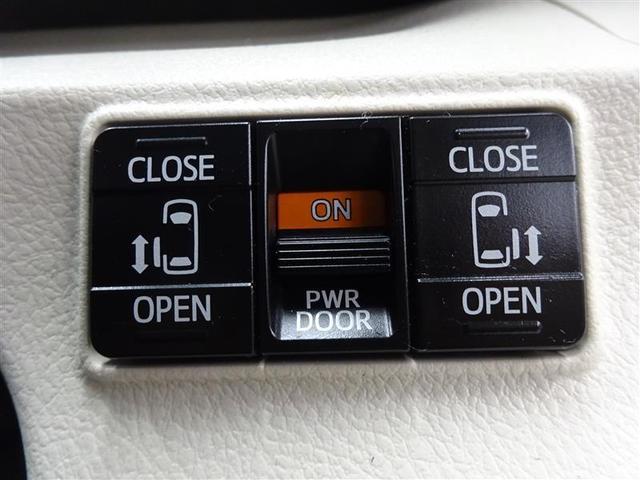 両側パワースライド装備です♪運転席から開け閉めの操作・ON/OFFの切替えも可能です♪