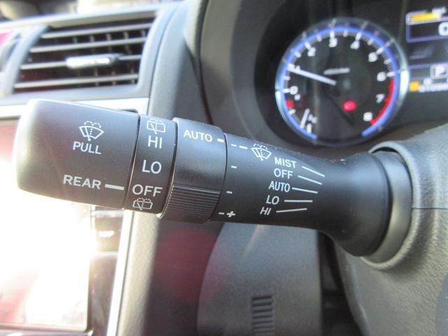 1.6GT EyeSight V- SPORT ナビ付(29枚目)