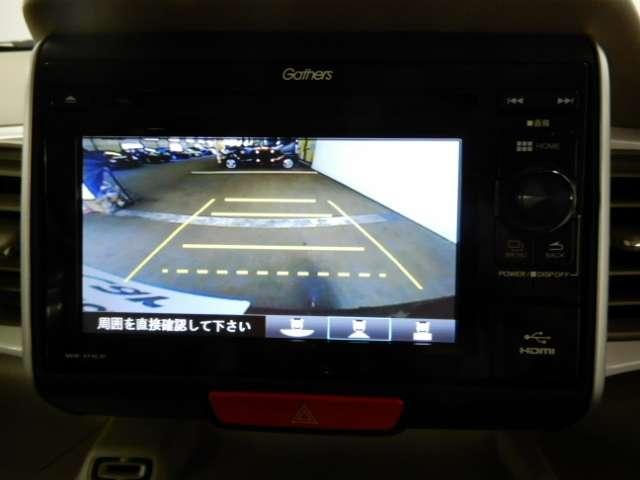 G・L 2年保証付 アイドリングストップ CD バックカメラ ワンセグTV ETC HIDヘッドライト(13枚目)