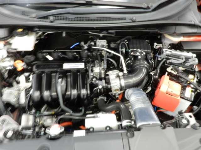 ハイブリッドLX・ホンダセンシング 衝突被害軽減ブレーキサポート レーンアシスト CDオーディオ バックカメラ ワンセグTV LEDヘッドライト ETC オートエアコン(19枚目)