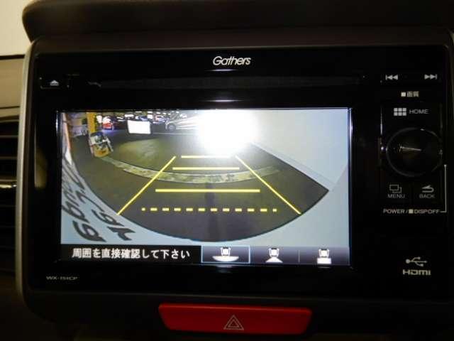 G・ターボLパッケージ CD USB リアカメラ ワンセグ HID(13枚目)